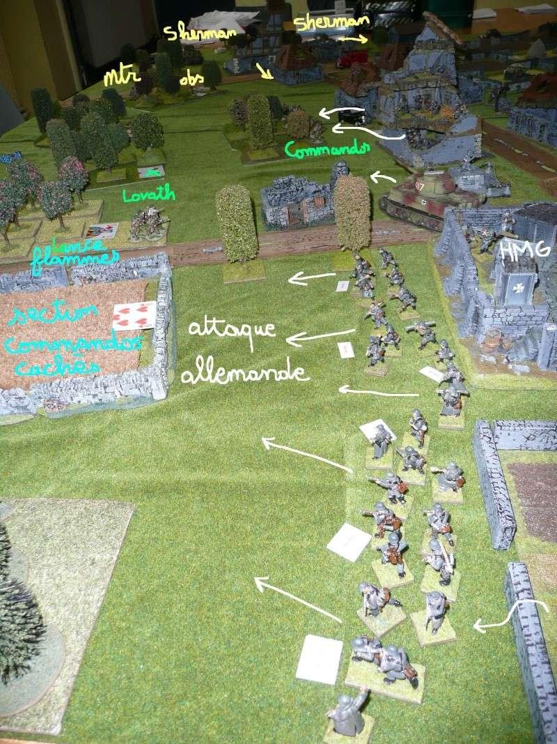 compte rendu des combats RoE du week end des 4 & 5 décembre 2008 à Montgeron P1040180