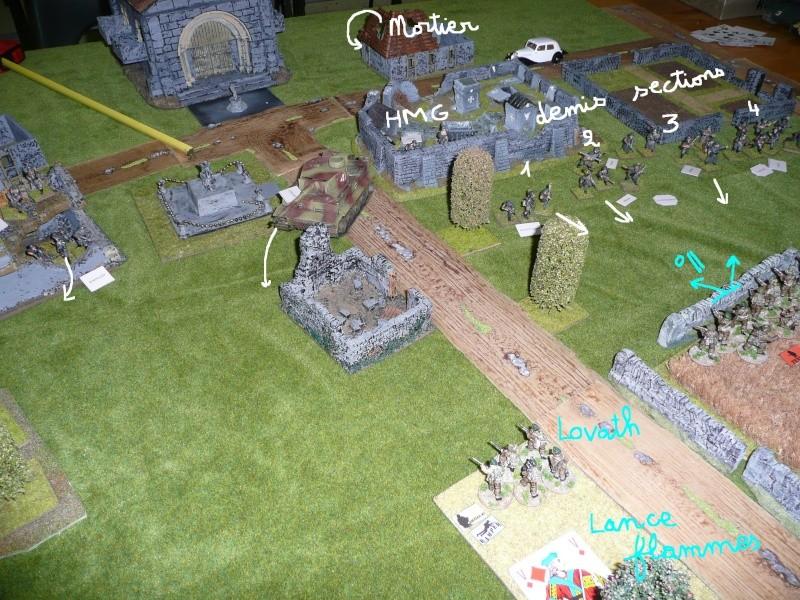 compte rendu des combats RoE du week end des 4 & 5 décembre 2008 à Montgeron P1040182
