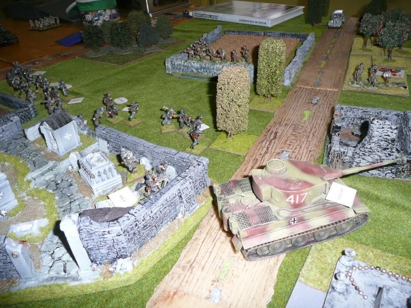 compte rendu des combats RoE du week end des 4 & 5 décembre 2008 à Montgeron P1040183