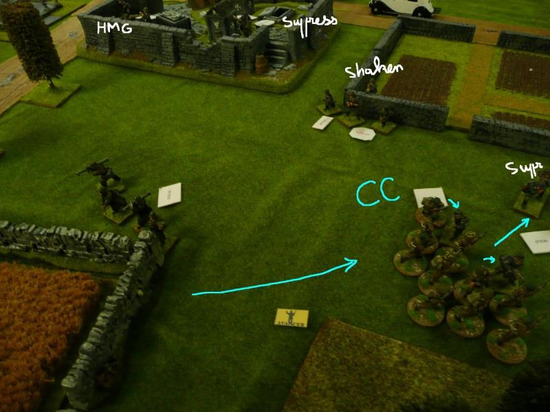 compte rendu des combats RoE du week end des 4 & 5 décembre 2008 à Montgeron P1040188