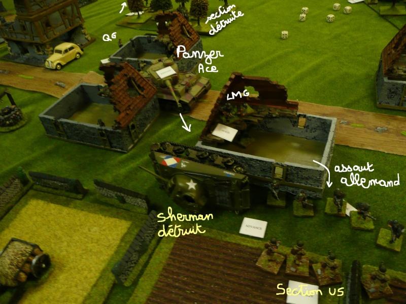 compte rendu des combats RoE du week end des 4 & 5 décembre 2008 à Montgeron P1040210