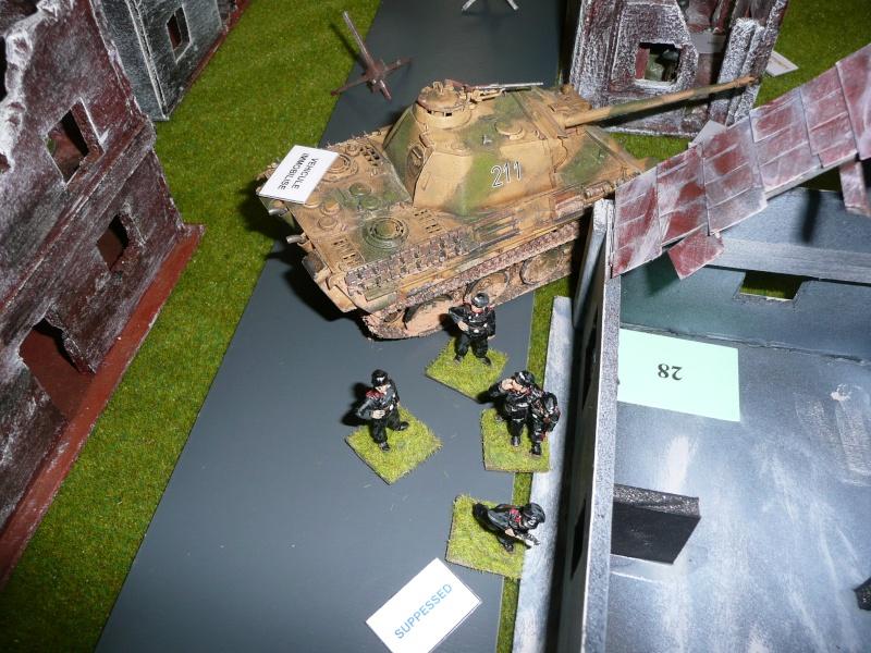compte rendu des combats RoE du week end des 4 & 5 décembre 2008 à Montgeron P1040218