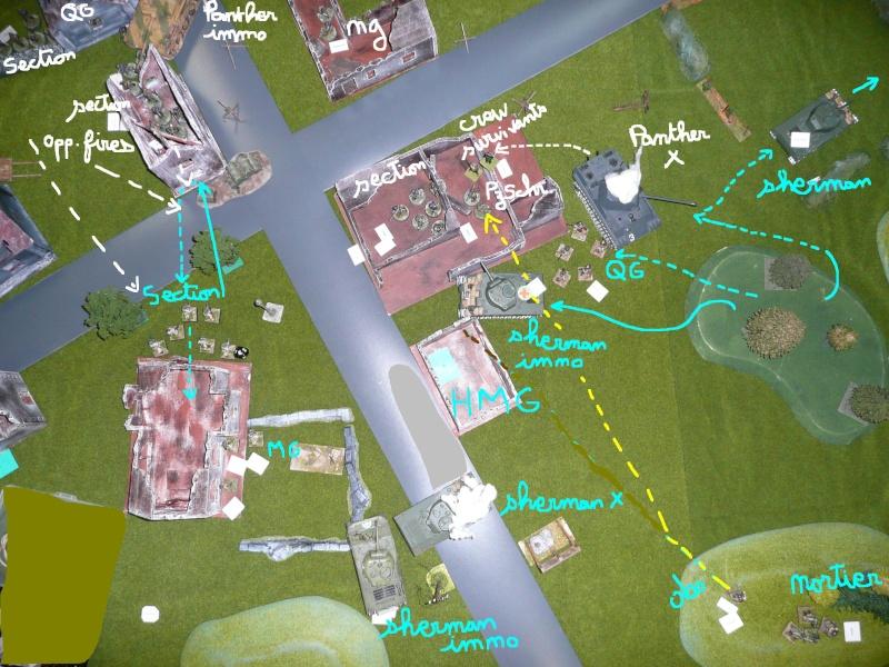 compte rendu des combats RoE du week end des 4 & 5 décembre 2008 à Montgeron P1040236