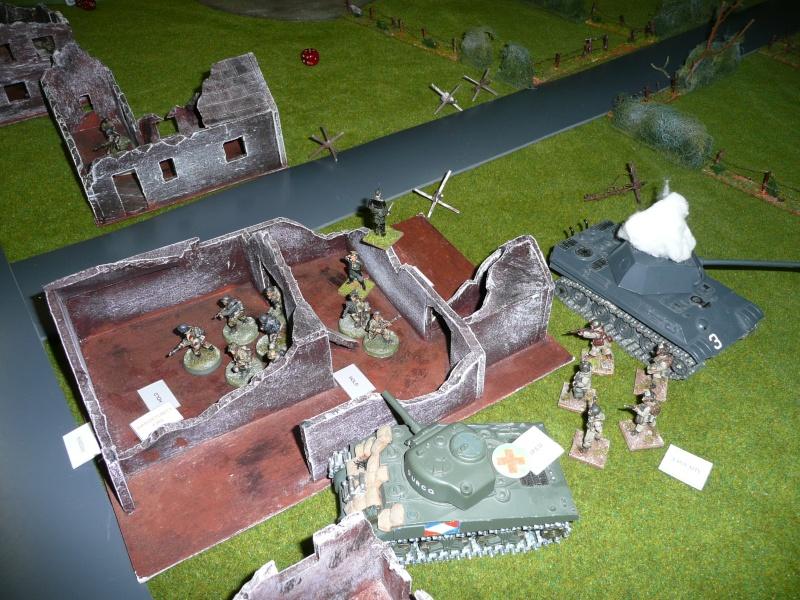 compte rendu des combats RoE du week end des 4 & 5 décembre 2008 à Montgeron P1040239