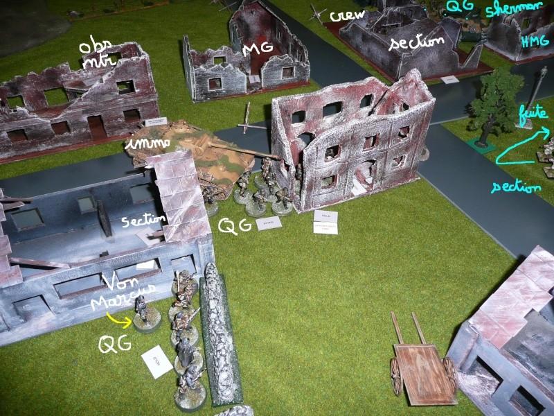 compte rendu des combats RoE du week end des 4 & 5 décembre 2008 à Montgeron P1040241