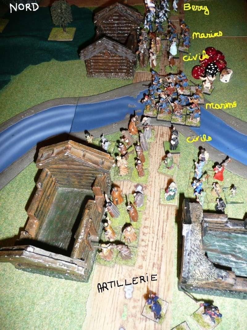 Le sacrifice des régiments français au monastère de Chinakook P1040856
