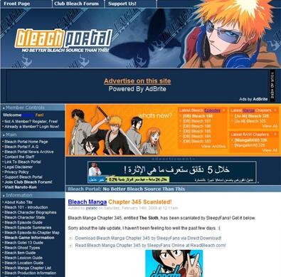 aNime Bleach & Naruto Bleach10