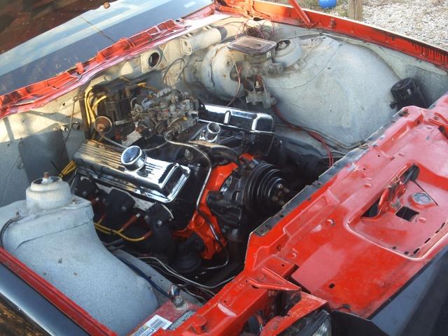 The Z28 camaro. Pict0010