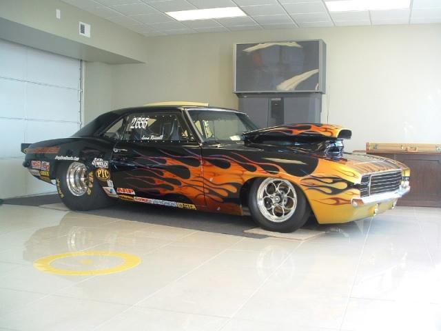 Muscle cars Jj410