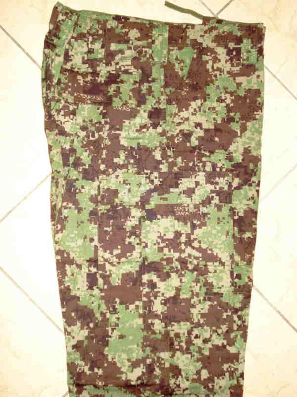 Afghan Digi Cam uniform brand new! Ana_un13