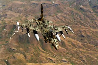 Coté carton, coté cartoon : What if de Rafale F-16-k10