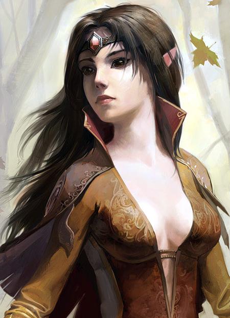 [PP] Annalaë Mahtan - fille du roi de Drakistan/fiancée au roi d'Heklä [Elfe] Elfe_e11