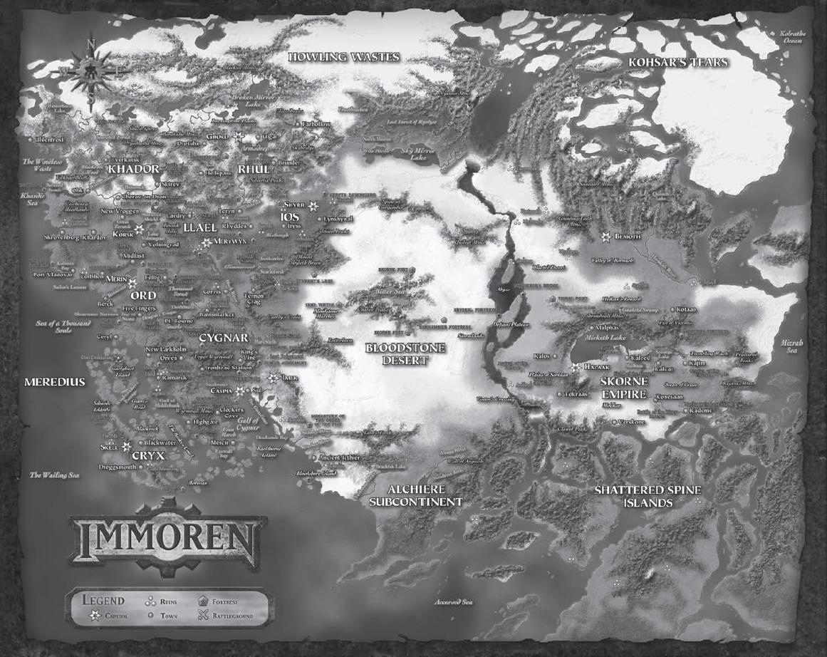 IRON KINGDOMS Immore10