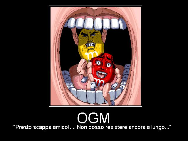 Demotivational artigianali Ogm10