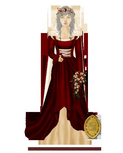 Mariage du baron pather et de Dame Tiamarys (2 janvier 1459) Tia_vo10