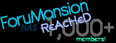 ForuMansion.com (HUGE ADVERTISING FORUM); 114,000+ posts, 1,300 members - Page 11 100010