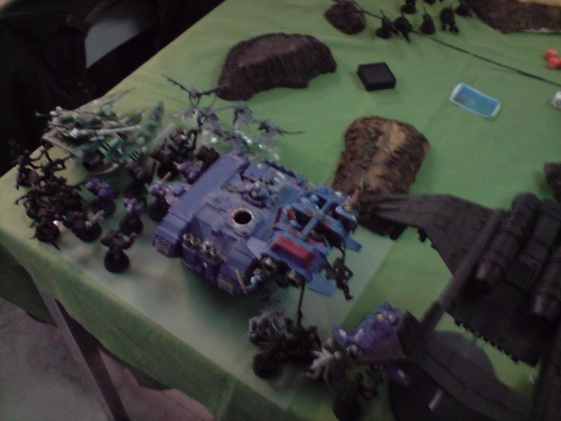 Photo + rapport de bataille : Point de vue tyranide Les_ga10