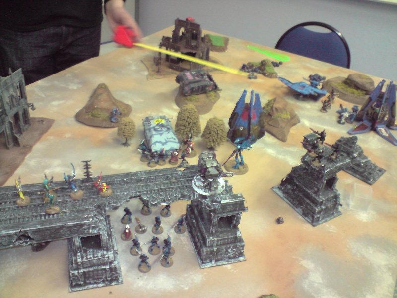 40k Eldars Vs Inquisition et Spaces Wolves P1604111