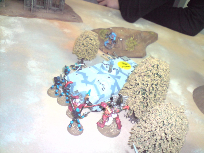40k Eldars Vs Inquisition et Spaces Wolves P1604113