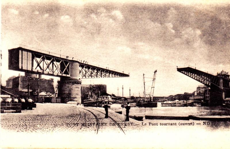 Au collectionneur du fameux pont de Brest Img13