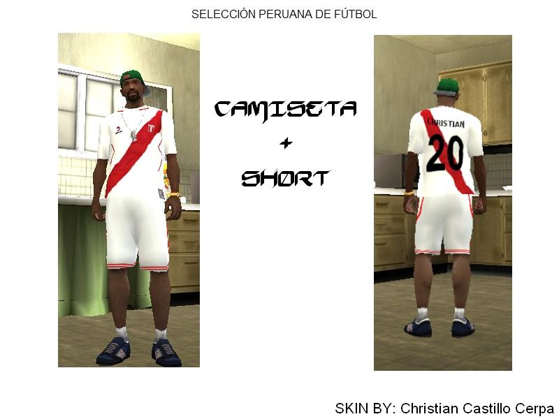 Camisetas de Equipos Peruanos Fpf10