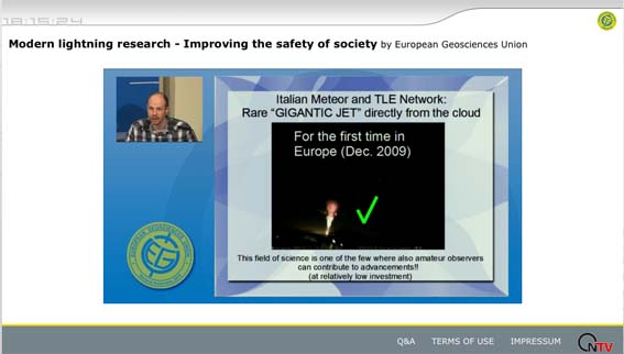 European Geosciences Union 2010 Istant11