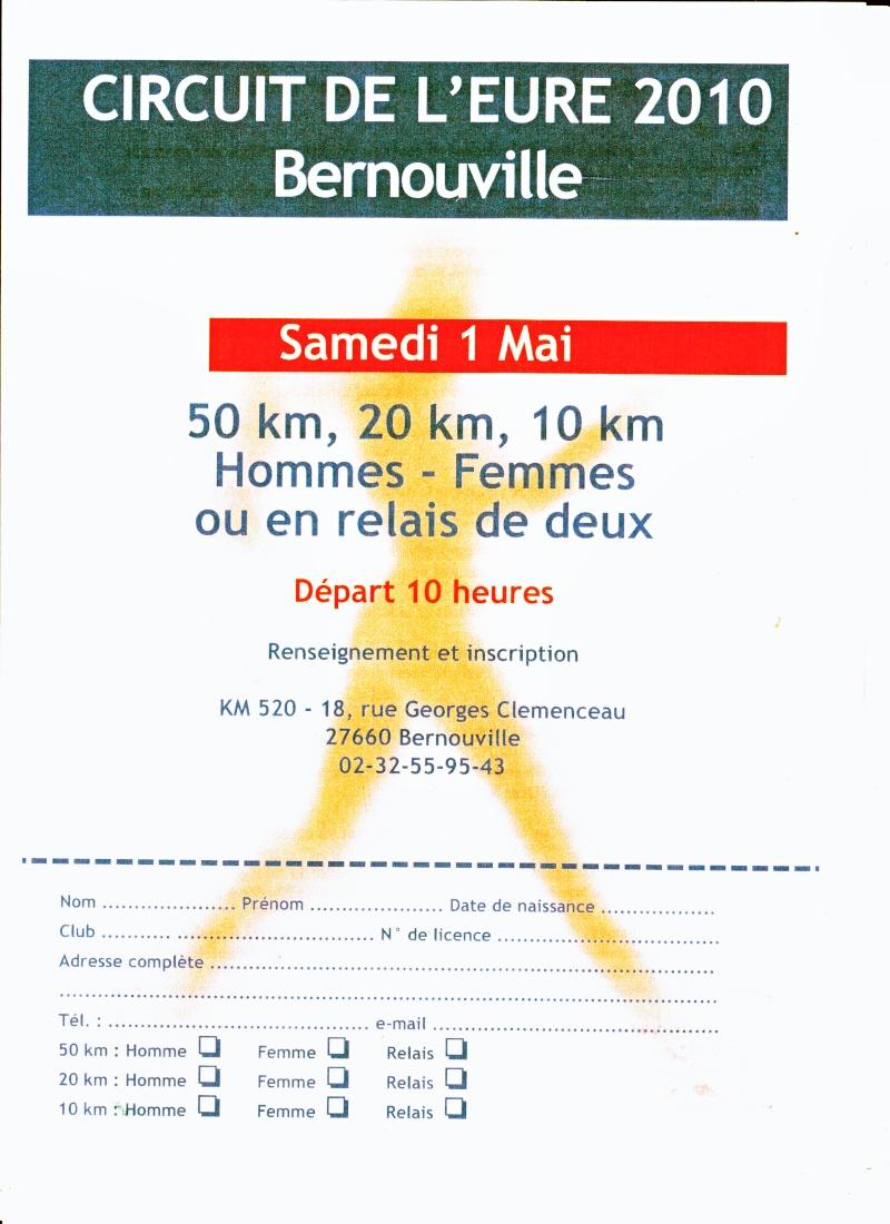 CIRCUIT DE L'EURE BERNOUVILLE Bernou10
