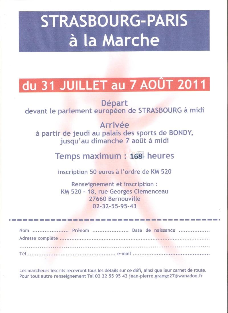 Inscriptions de Strasbourg-Paris à la marche - Page 2 Spbond10
