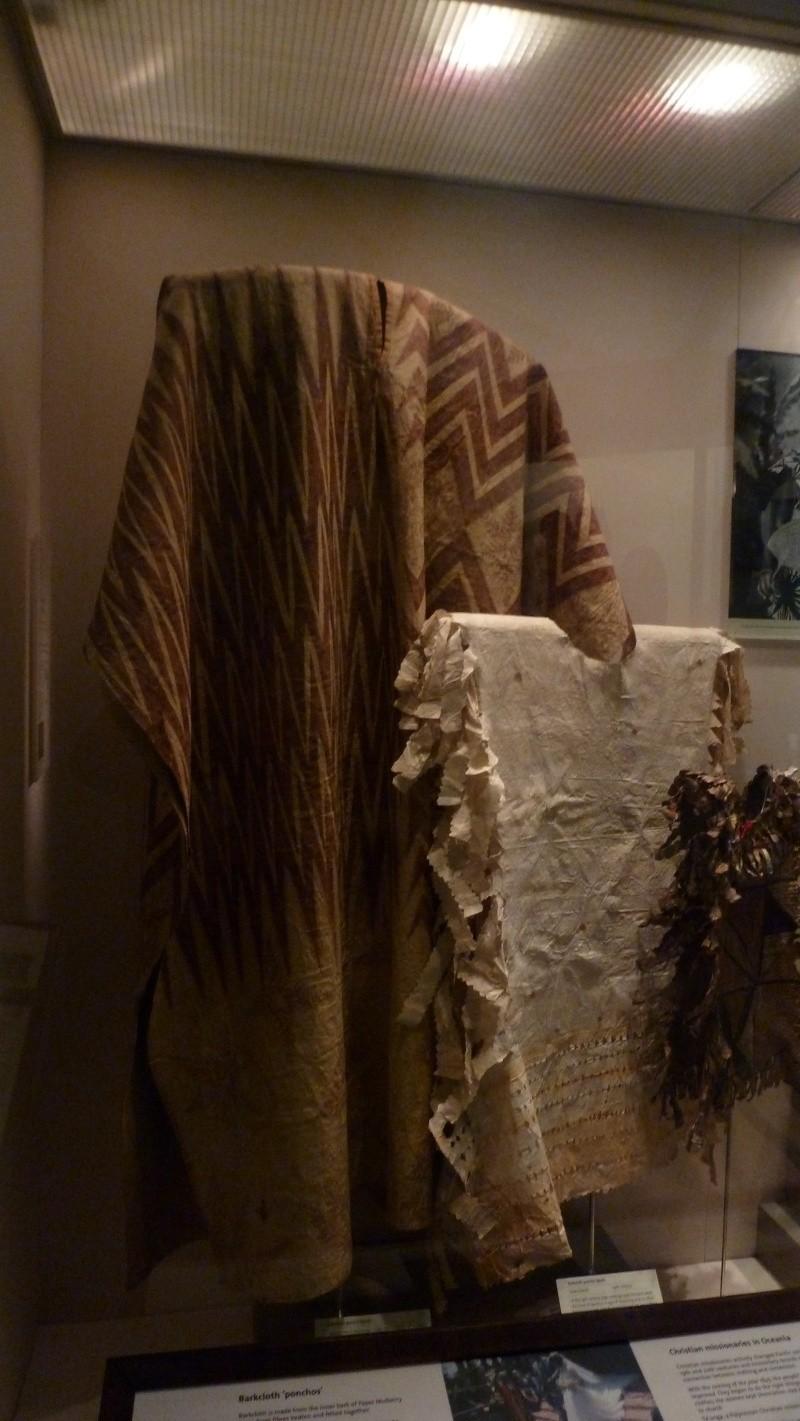La galerie ethnologie du World Museum de Liverpool P1000815