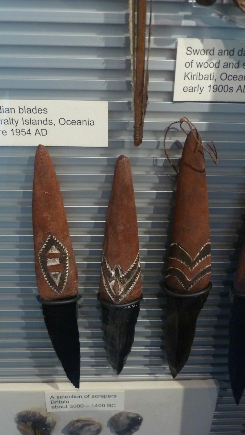 La galerie ethnologie du World Museum de Liverpool P1000817