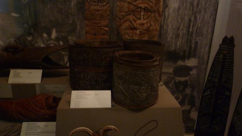 La galerie ethnologie du World Museum de Liverpool P1000818