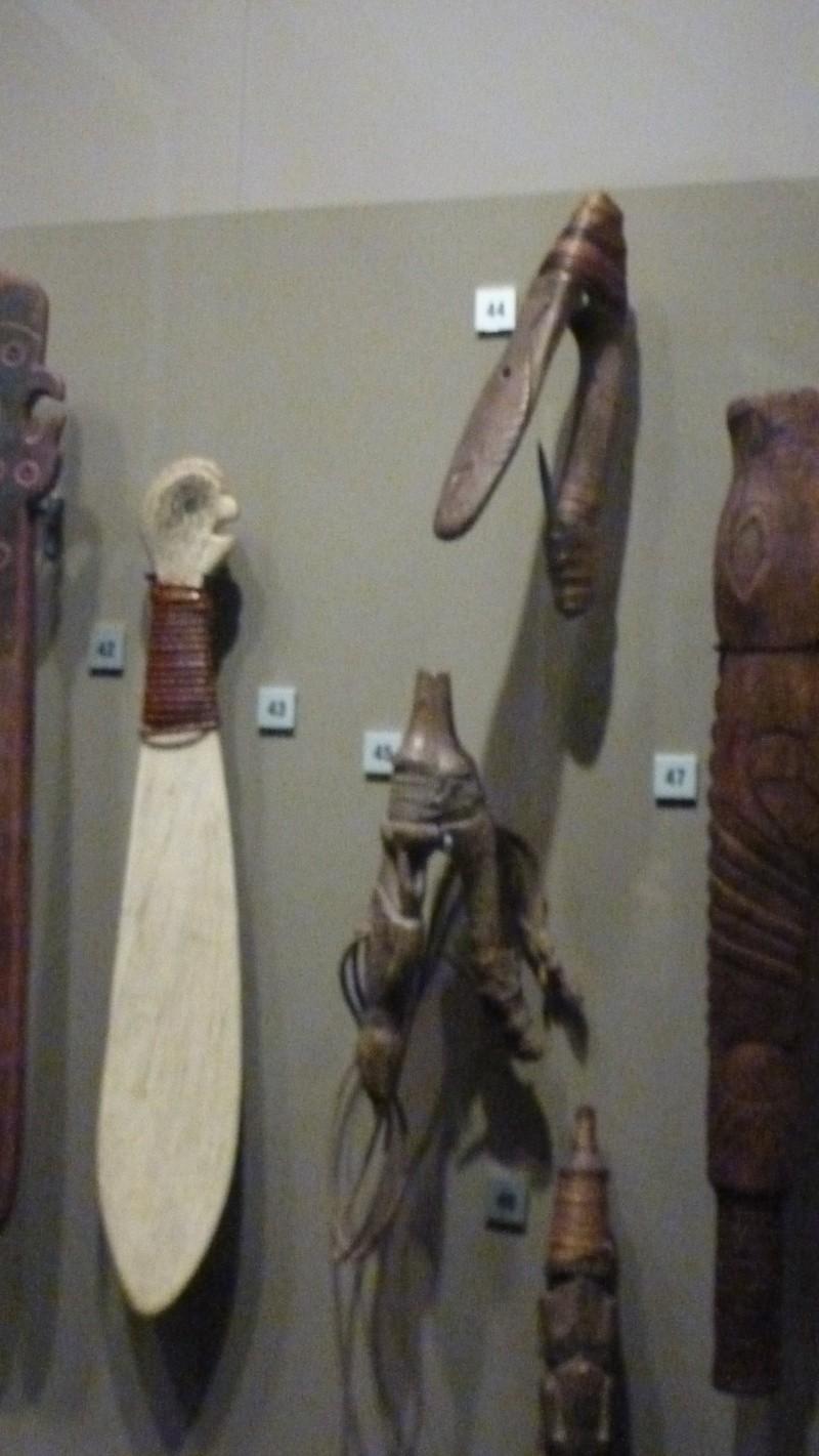 La galerie ethnologie du World Museum de Liverpool P1000826