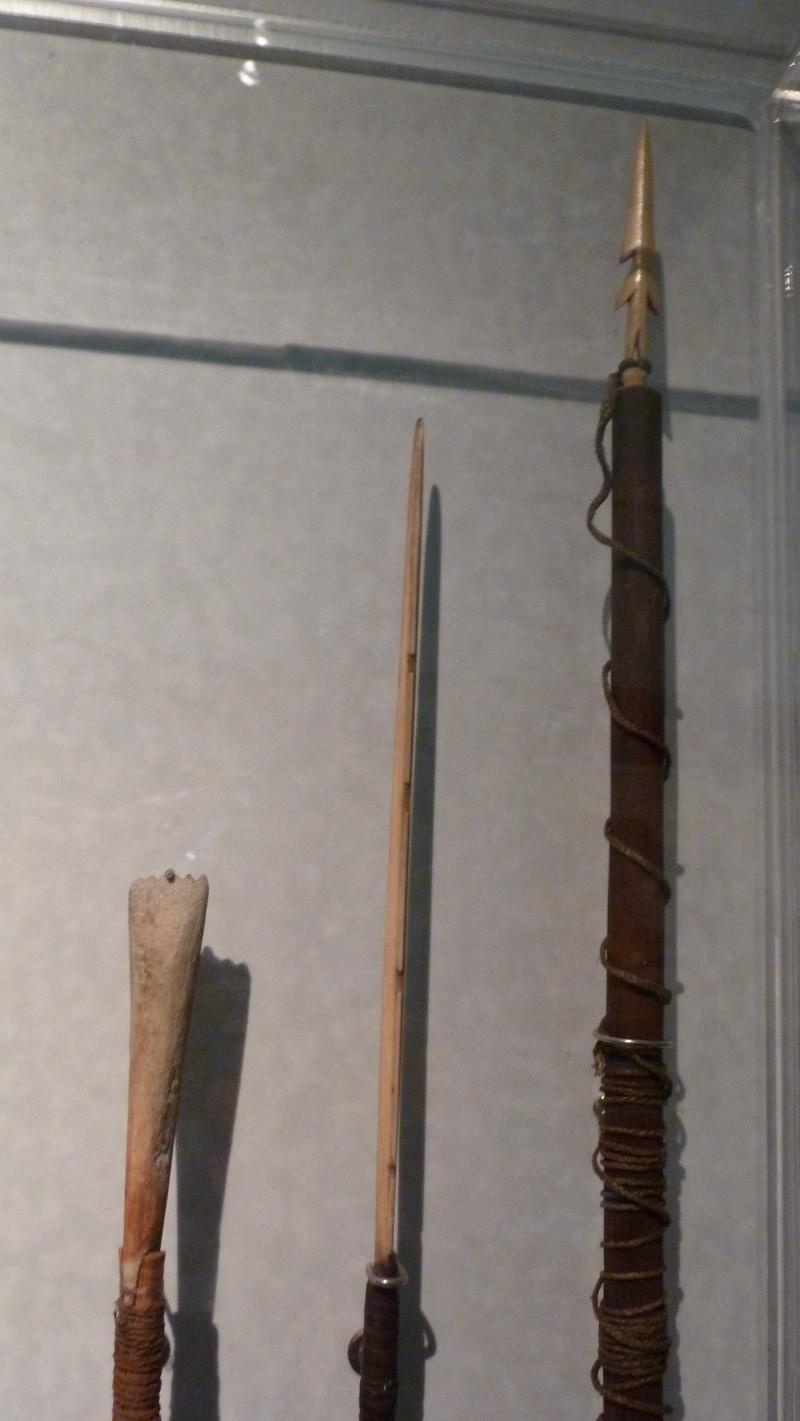 La galerie ethnologie du World Museum de Liverpool P1000828