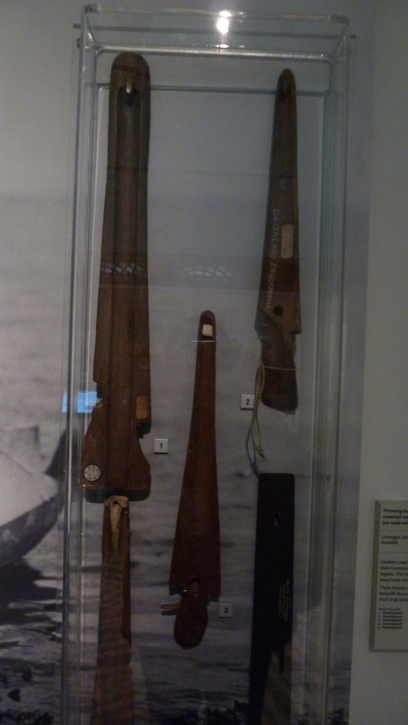 La galerie ethnologie du World Museum de Liverpool P1000830