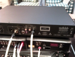 audiolab 8200CD cd player(New) Audiol11