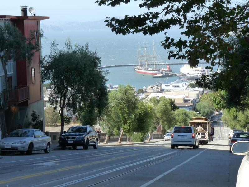 Entre Mickey, LA et San Francisco P1090745