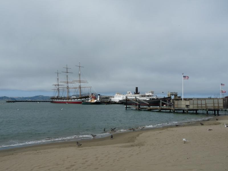 Entre Mickey, LA et San Francisco P1090958