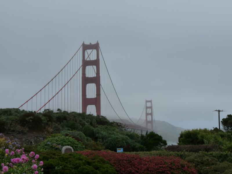 Entre Mickey, LA et San Francisco P1100019