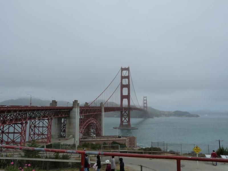 Entre Mickey, LA et San Francisco P1100021