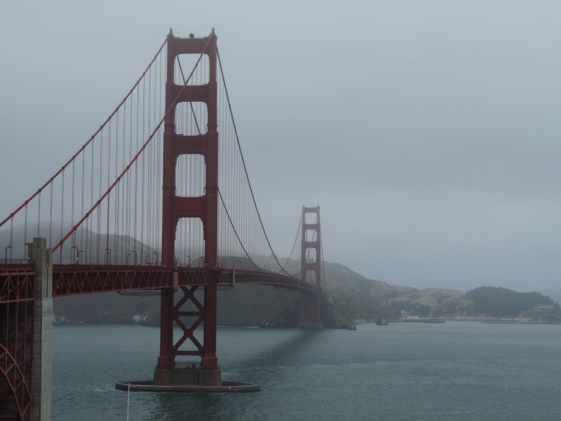 Entre Mickey, LA et San Francisco P1100022