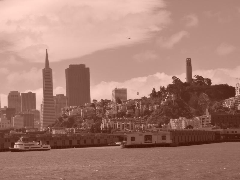 Entre Mickey, LA et San Francisco P1100210