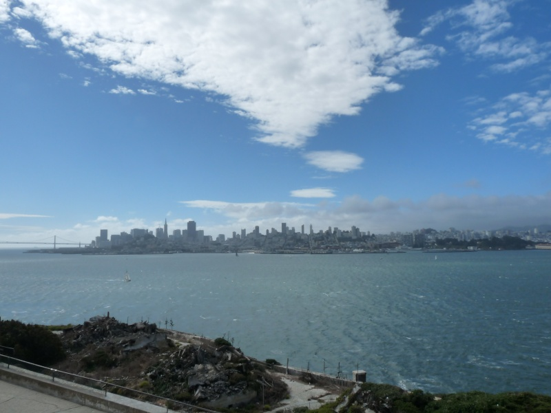 Entre Mickey, LA et San Francisco P1100226