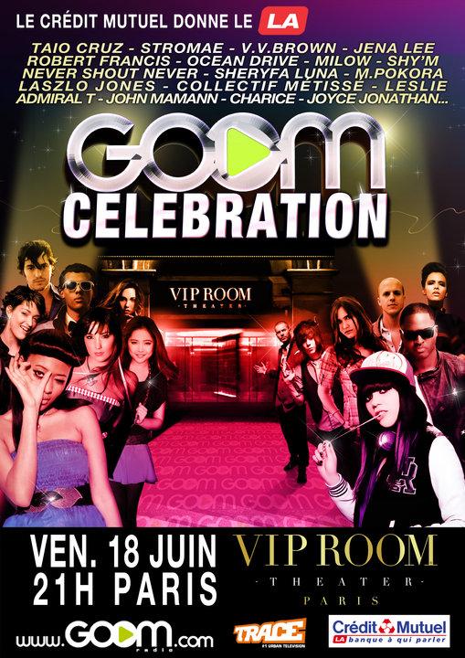 Never Shout Never à la Goom Celebration Na11