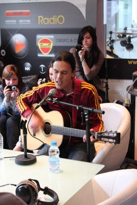 Justin & la bande au Daily Live [ Goom Radio ] V11