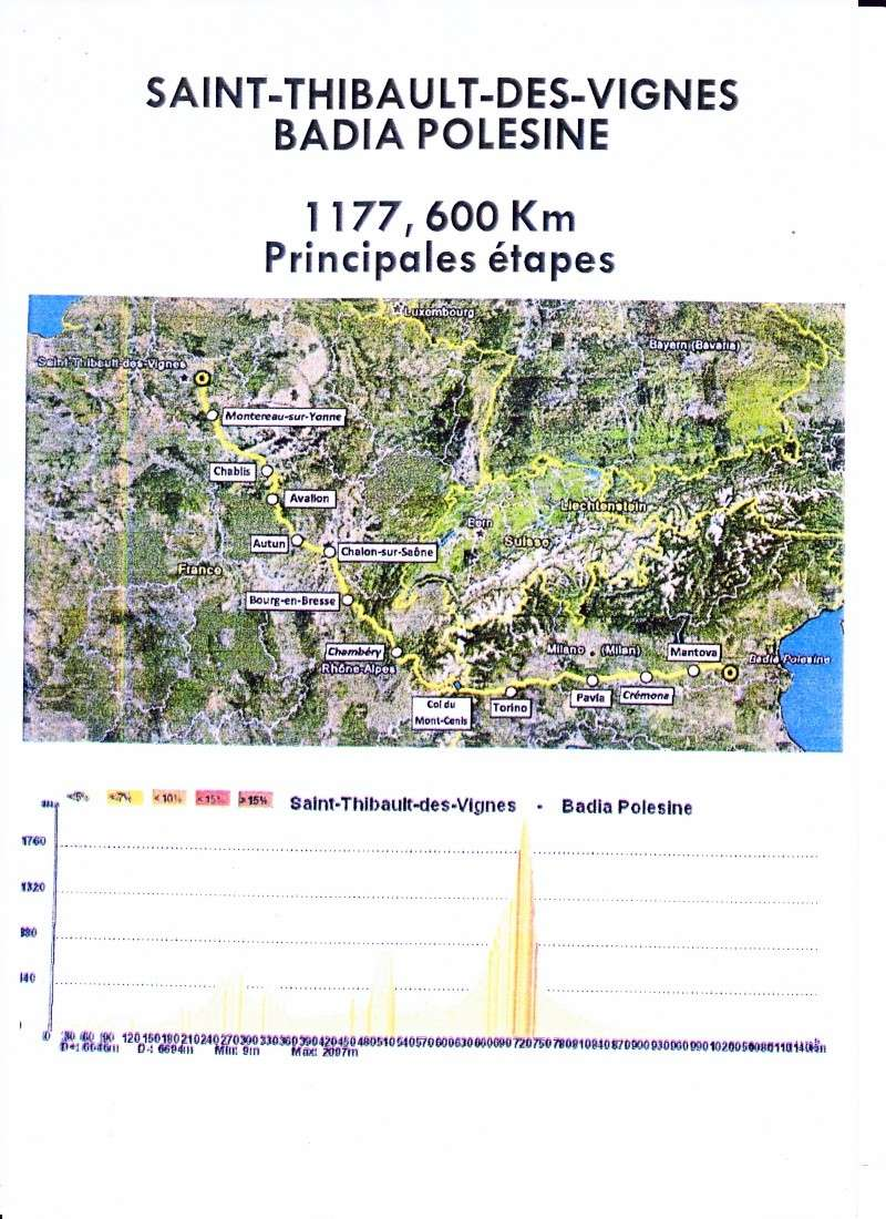 SAINT-THIBAULT-DES-VIGNES  BADIA POLESINE 1177,6 kms Jojo_012
