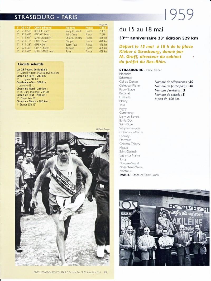 1959  STRASBOURG PARIS Srasbo10