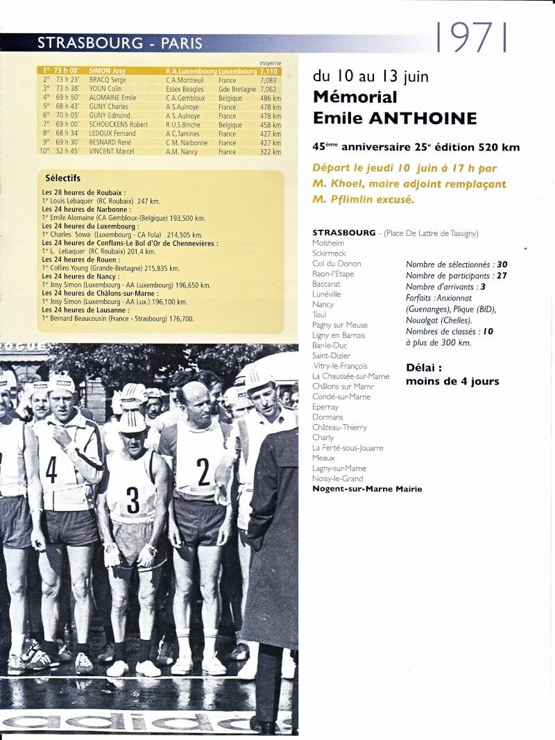 1971 STRASBOURG-PARIS Strasb20