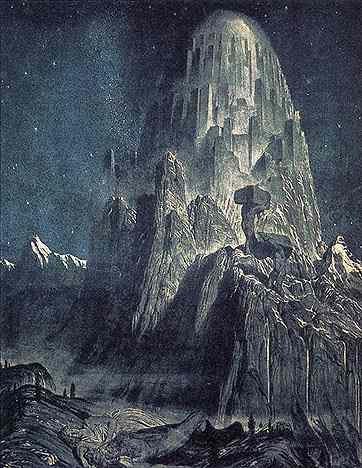 L'Yggdrasil, ou les 9 Mondes Scandinaves. Asgard10