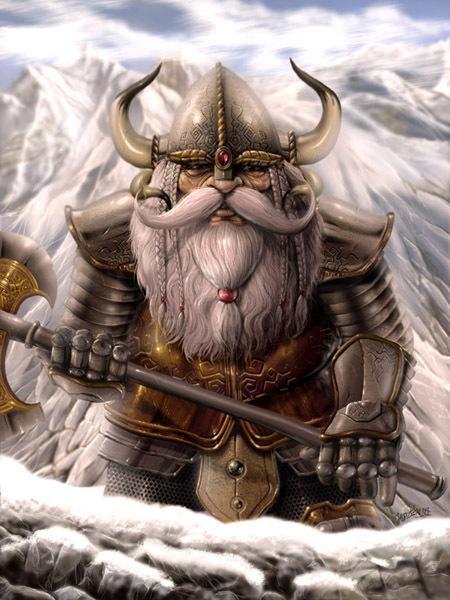 Odin, père des Dieux. Nain-d10