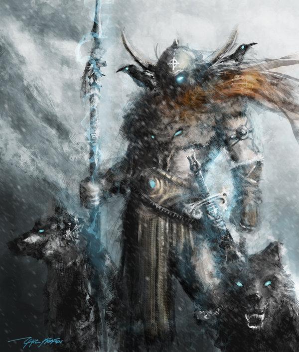 Odin, père des Dieux. Odin_s10